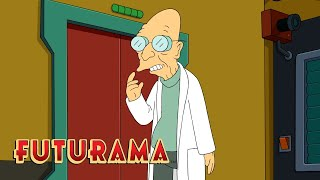 FUTURAMA | Season 10, Episode 13: Mini Time Travel | SYFY - SYFY