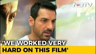 'Parmanu' Is Based On A True Story: John Abraham - NDTV