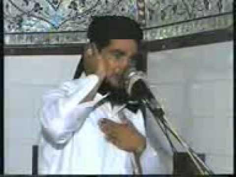 Maulana Nasir Madni Miraj u NabiSallaho aleh wasalam