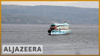 🇮🇩 Up to 200 missing after tourist ferry capsizes in Indonesia | Al Jazeera English - ALJAZEERAENGLISH