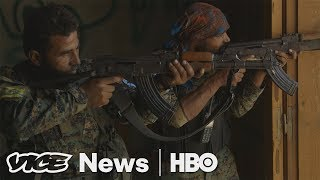 Inside The Fight To Retake Raqqa From ISIS (HBO) - VICENEWS