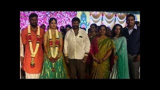 Paritala Sriram Engagement In N-Convention Centre at Hyderabad | Mango News - MANGONEWS