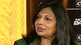 'Make in India' to be a special focus of CEO meet: Kiran Mazumdar-Shaw - NDTV