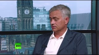 'Belgium deserves to be third': Mourinho on Belgium's World Cup win over England - RUSSIATODAY