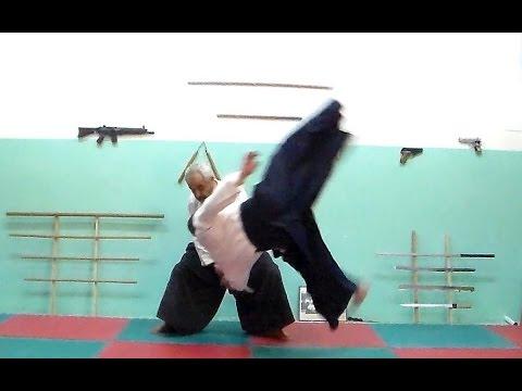 AİKİDO BASİT SAVUNMA TEKNİKLERİ - HALİT VATANSEVER (aikido basic defense techniques)