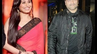 Rani Mukerji Speaks About Her Marriage To Aditya Chopra For The First Time - HUNGAMA