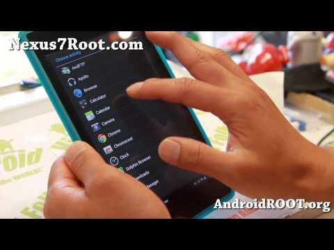 PACMan ROM for Nexus 7!