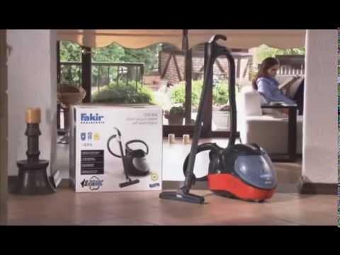 Fakir Magic Steam Vac Temizlik Robotu Tanıtımı