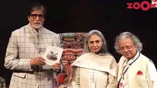 Amitabh Bachchan & Jaya Bachchan attended a book launch event & more | Bollywood News - ZOOMDEKHO