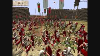 Rome Total War Online Battle #1620: Rome (10k) vs Gaul (20k) view on youtube.com tube online.
