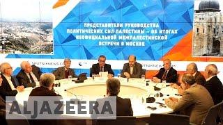 Palestinian unity: Russia hosts talks between factions - ALJAZEERAENGLISH
