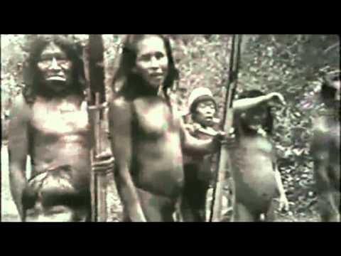 Irmãos Villas Bôas - A Marcha Para o Oeste- - Primeiros Contatos Com Os Indios do Xingú.