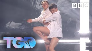Harry and Eleiyah stunning again with audition reprise perfection - The Greatest Dancer Final | LIVE - BBC