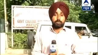 Polling in progress for Assembly by-polls in Punjab - ABPNEWSTV
