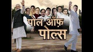 India News exit Poll Results 2018 : MP में BJP 106 सीटें और Congress को 112 सीटें मिलने का अनुमान - ITVNEWSINDIA