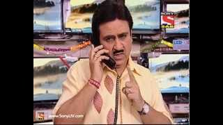 Tarak Mehta Ka Ooltah Chashmah : Episode 1760 - 24th October 2014