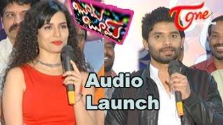 Bhoom Boom Telugu Movie || Movie Audio Launch || Bharthbushan || Meelan - TELUGUONE
