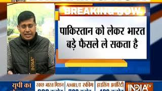 Pulwama Terror Attack: General V K Singh expresses grief over death of jawans - INDIATV