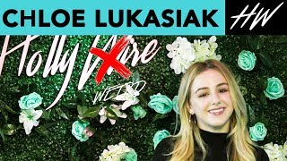 Chloe Lukasiak Admits Weirdest 'Dance Moms' Experience!! | Hollywire - HOLLYWIRETV