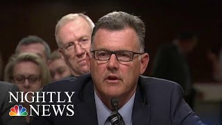 Former USA Gymnastics CEO Arrested On Tampering Charges In Abuse Probe | NBC Nightly News - NBCNEWS