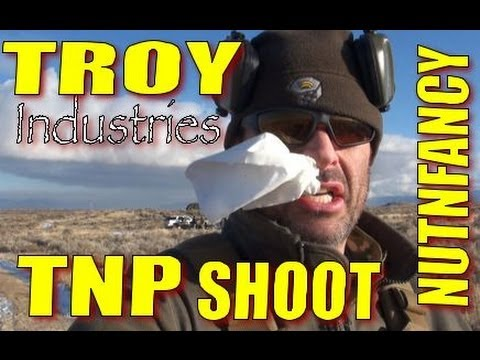 """Speed Metal"" Pt 3: Troy Industries/TNP Shoot by Nutnfancy"