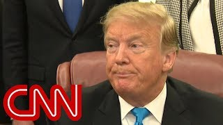 President Trump responds to bombshell NYT report - CNN