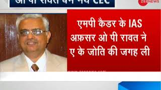 OP Rawat take over as new Chief Election Commissioner - ZEENEWS