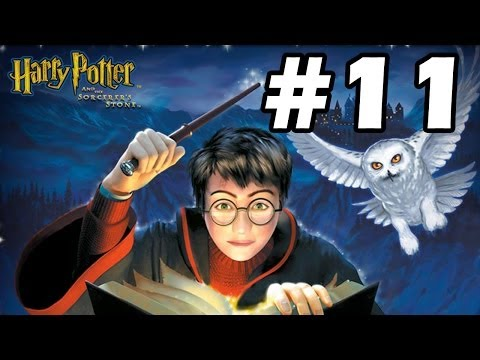 Harry Potter and the Philosopher's Stone Pt. 11 - Fluffy, Şeytan Tuzağı ve Dev Satranç Tahtası