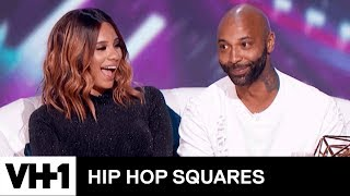 Joe Budden & Cyn Santana Had Sex WHERE!? | Hip Hop Squares - VH1