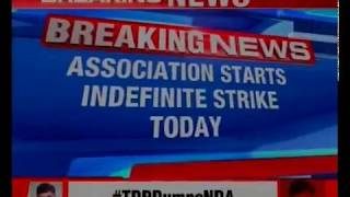 Tamil Nadu Film Exhibitors Association goes on indefinite strike - NEWSXLIVE