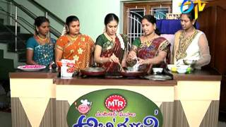 Timmanam(Meal Maker)..