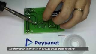 Reparacion Motherboard (Capacitores)