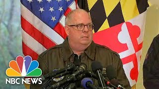 Maryland Authorities Name The School Shooter | NBC News - NBCNEWS