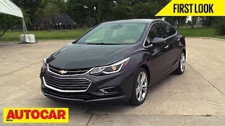 2016 Chevrolet Cruze | First Look | Autocar India