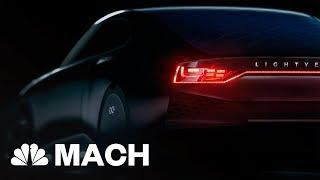 Lightyear: A Car That Runs On Sunshine | Mach | NBC News - NBCNEWS