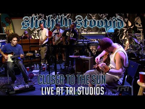 Closer To The Sun feat. Karl Denson - Live at Roberto's TRI Studios