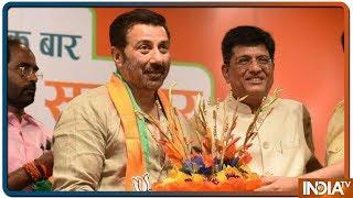 Lok Sabha Elections 2019: BJP में शामिल होंगे Sunny Deol, Gurdaspur से लड़ सकते हैं चुनाव - INDIATV