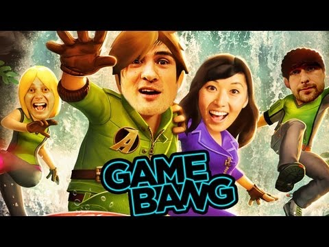 TEAM IANCORN ON AN ADVENTURE (Game Bang)