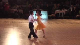 VARADINUM DANCE FESTIVAL 2010 - SHOW MIHAI UNGUREANU & IONELA TARUS - MOLDOVA