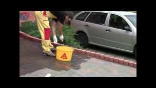 Ochrana betonové dlažby - Sikagard-907 W