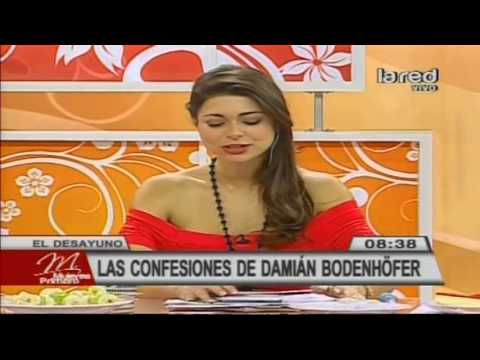 Damin  Bodenhfer habla de su paso por Mundos Opuestos 2