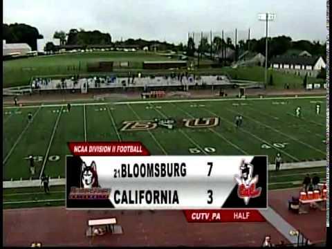 California at Bloomsburg 2014 (CUTV SPORTS FULL GAME)