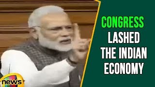 Congress Lashed the Indian Economy For their Privileges, Says Modi | Mango News - MANGONEWS