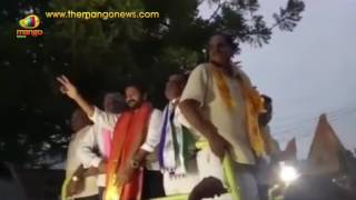 TDP MLA Revanth Reddy Election Campaign in Badhrachalam | Mango News - MANGONEWS