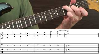 Using 6th's and 3rd's for Melodies & Solos...