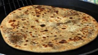 Paratha(Keema)..