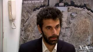 French Startup Offers Visions of Damaged Middle Eastern Cities - VOAVIDEO