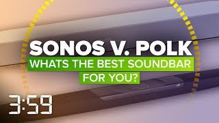 Sonos vs. Polk: What smart sound bar is right for you? (The 3:59, Ep. 429) - CNETTV