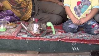 Kobani Fighting Sends 400,000 Refugees to Turkey - VOAVIDEO