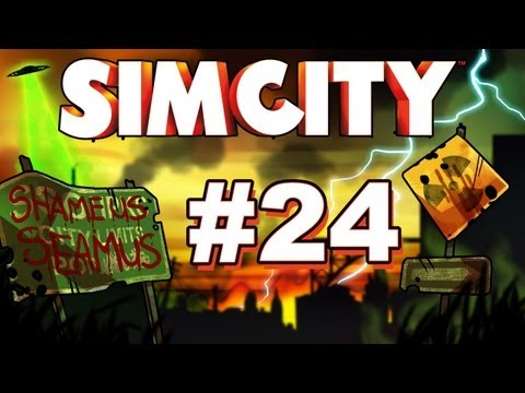 SimCity - Detroit City w/ SSoHPKC and LazyCanuckk Part 24 - Backed Up Forever